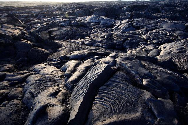 ハワイ島火山