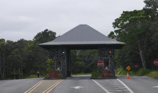 キラウエア火山公園