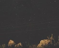 マウナケア山の星空観賞