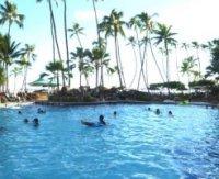 ヒルトンハワイ 子供プール