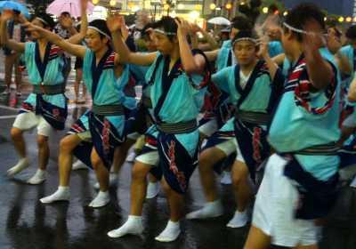 徳島観光 阿波踊り