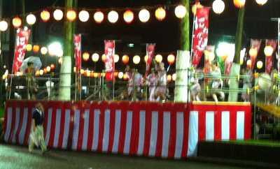 徳島阿波踊り 元町演舞場(無料演舞場)