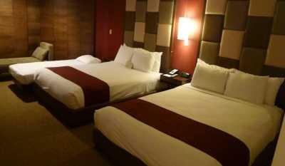 アウトリガーホテルグアムの客室