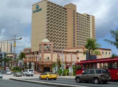 グアムのホテル