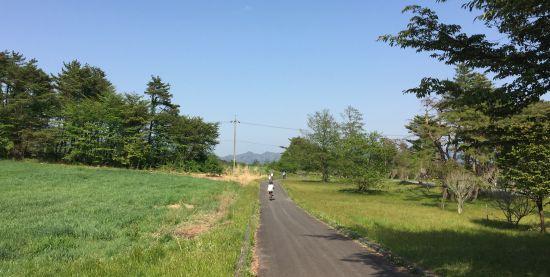 蒜山高原サイクリングロード