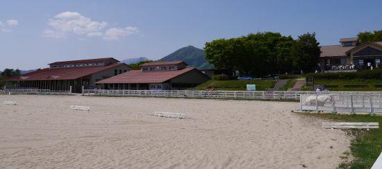 蒜山高原 乗馬体験