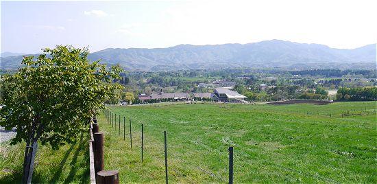 蒜山高原 風景