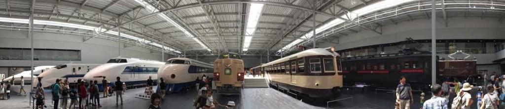 リニア鉄道館 パノラマ
