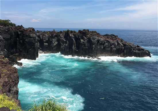 城ケ崎海岸絶景