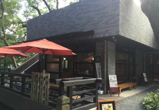 来宮神社 カフェ