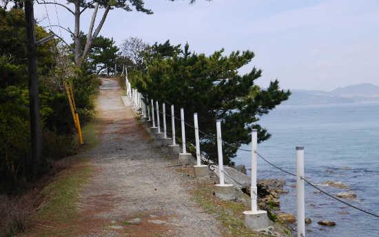 友が島 徒歩コース