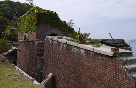 第2砲台跡 友が島